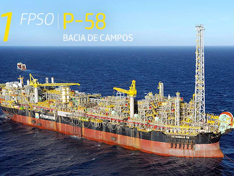 Image 1- Parque das Baleias oil and gas complex, Brazil