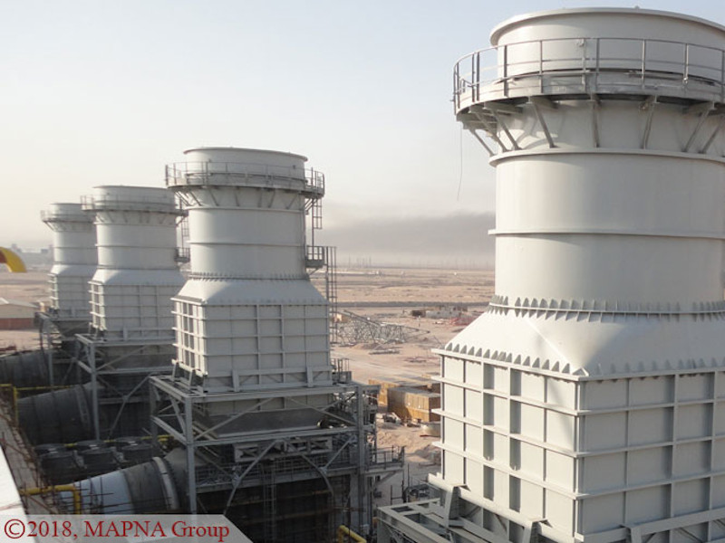 Rumaila Power Plant