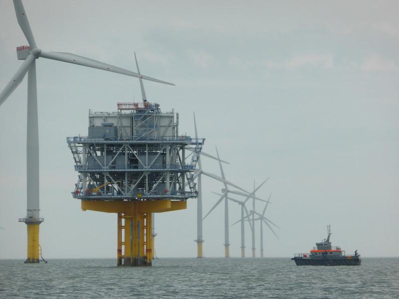 Image 2- London Array Offshore Wind Farm
