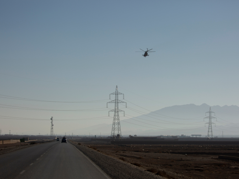 Image 2- Mazar-e-Sharif Gas-to-Power Project