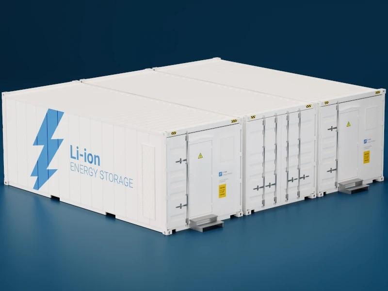 Image 2- Minety Battery Storage Project