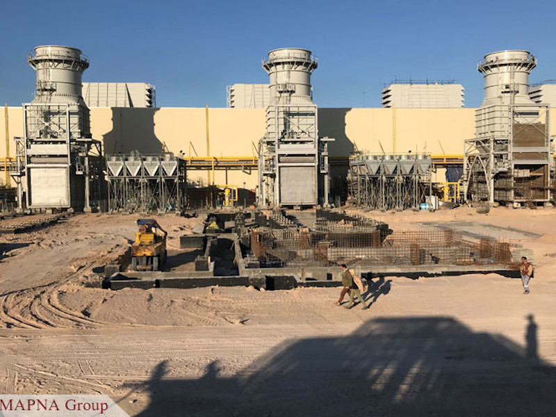 Image 2- Rumalia Power Station