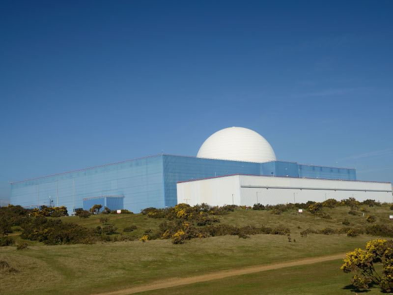 Sizewell B power station