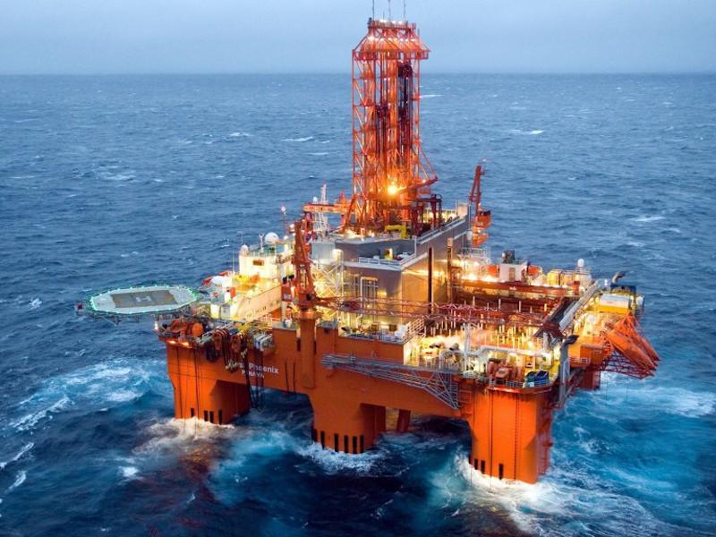 Fenja Oil Field Development
