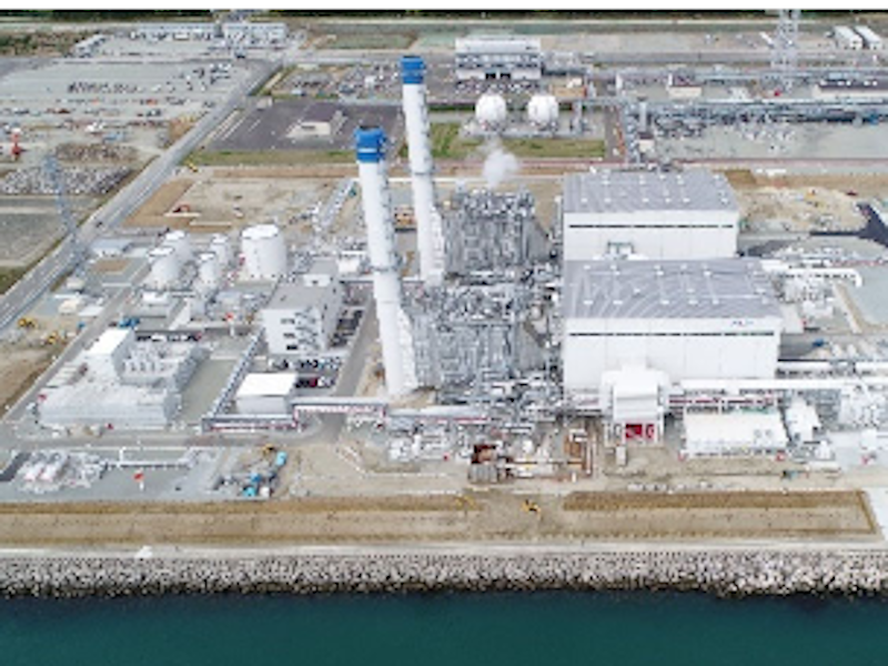 Image 3- Fukushima Natural Gas Power Plant