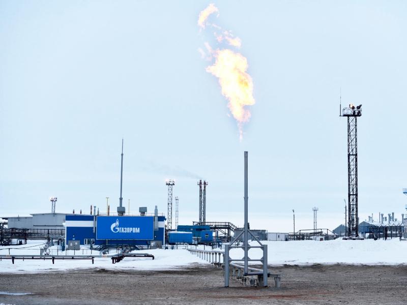 Image 3- Kharasaveyskoye Gas Field, Russia