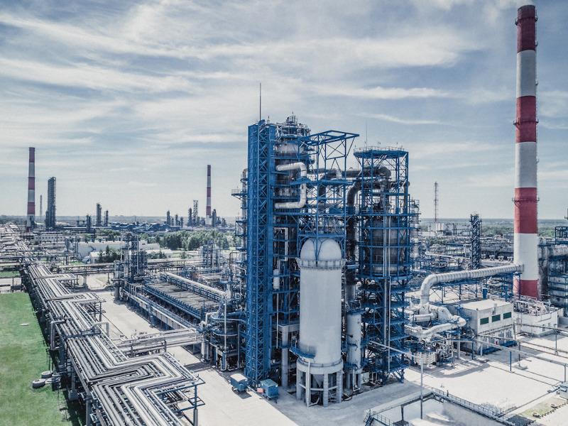Image 3- Omsk Refinery Upgrade