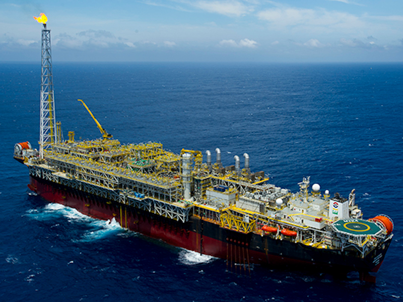 Parque das Baleias Offshore Oil and Gas Complex