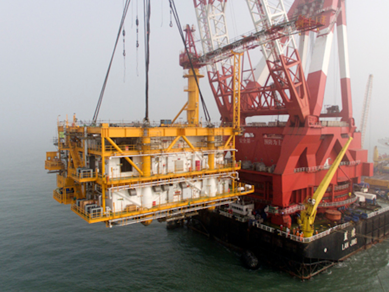 Image 3- Penglai Oil Fields