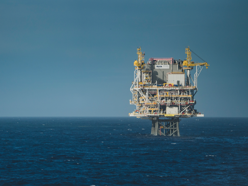 Image 3- Peregrino oil field development