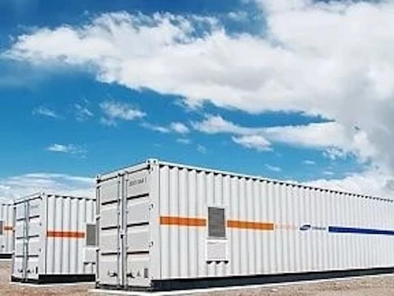 Minety Battery Storage Project