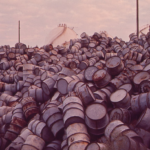 Oil Barrels - WC - US National Archives and Records Administration - John Messina