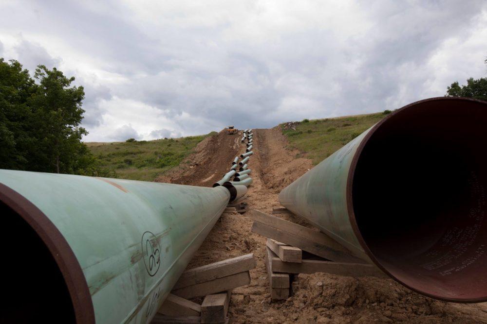 US pipeline blocks