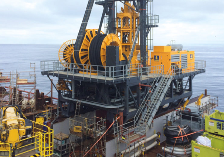 Bauer secures piling work for 496MW Saint-Brieuc offshore wind farm