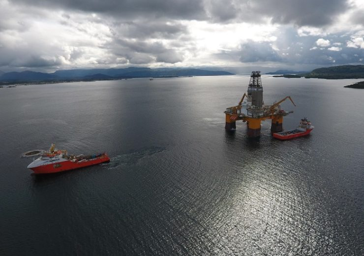 Odfjell's rig sails towards South Africa to resume drilling at Block 11B/12B