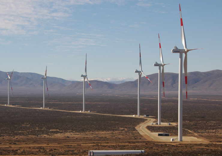 Elecnor secures contract to build 185MW wind farm in Chile