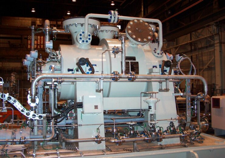 Siemens to supply compressor trains for Saudi Aramco's HUGRS project