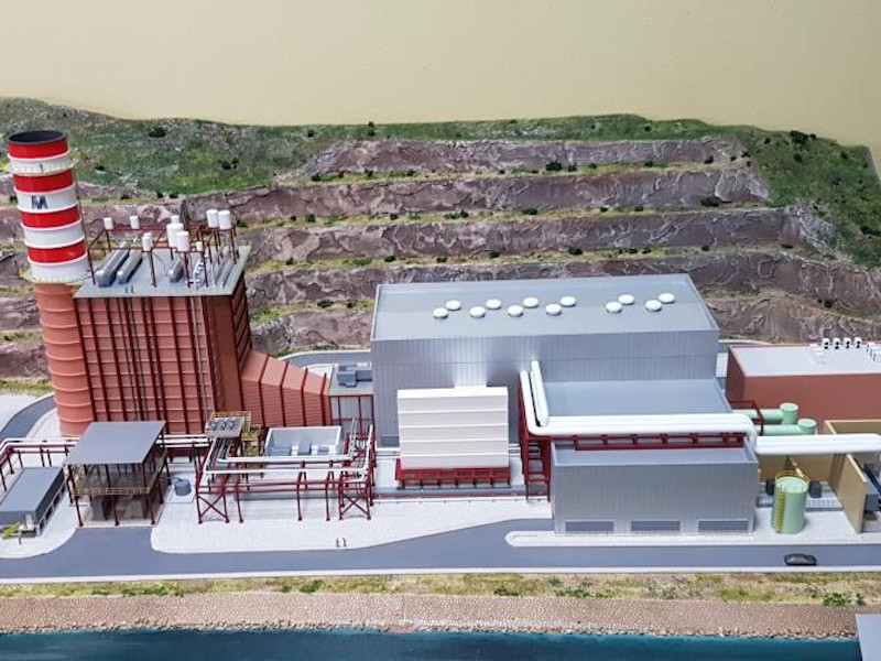 Image 1-Agios Nikolaos CCGT Power Plant