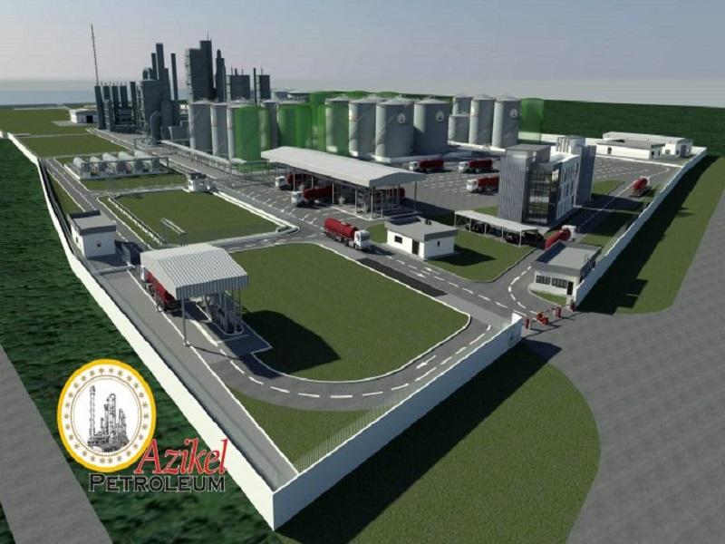 Azikel Refinery, Bayelsa State, Nigeria