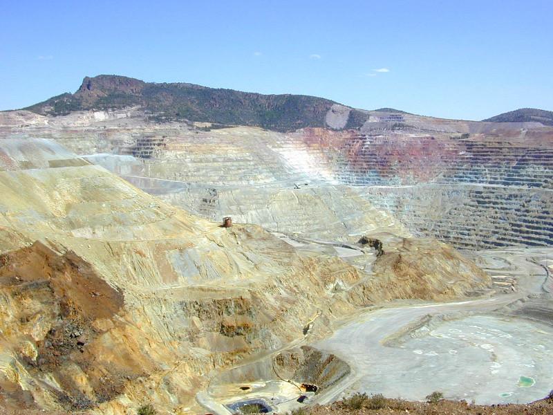 Chino Copper Mine