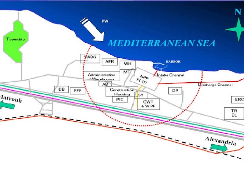 Image 1- El Dabaa Nuclear Power Plant