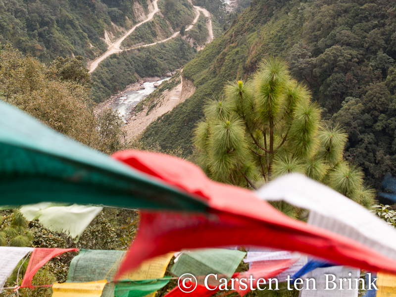 Image 1-Kholongchhu Hydroelectric Project, Bhutan