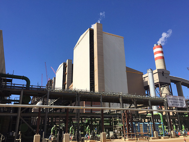 Kusile Coal-fired Power Project
