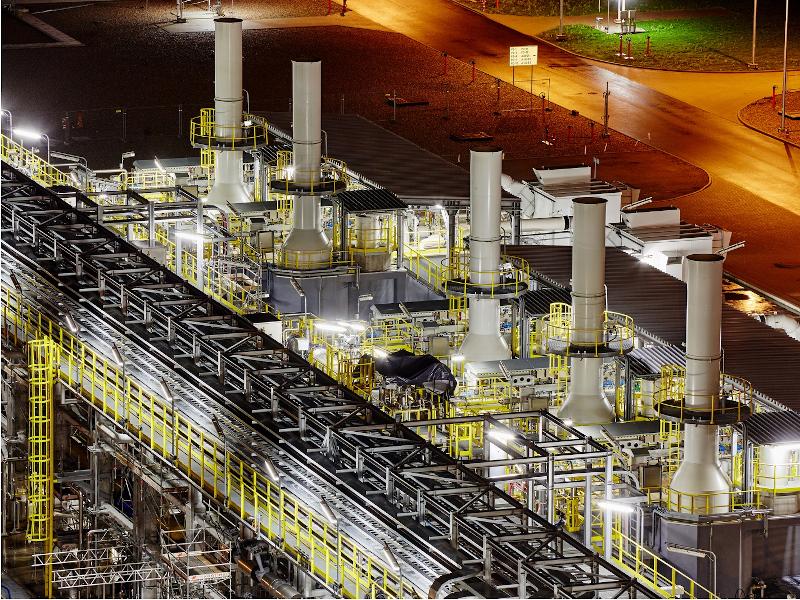 Lech Kaczyński LNG Import Terminal Expansion