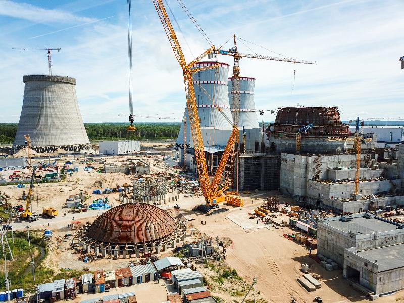 Leningrad Nuclear Power Plant-2