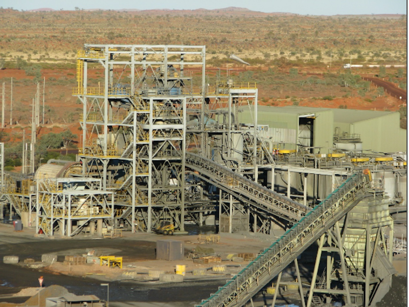 Nifty Copper Mine