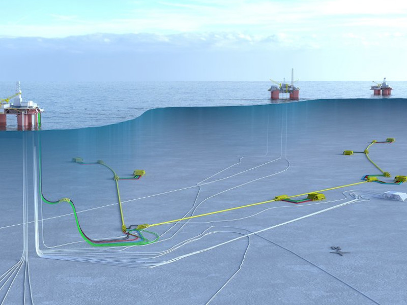 Image 1- Snorre field expansion