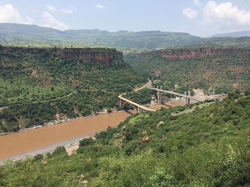 Image 1- The Grand Ethiopian Renaissance Dam Project