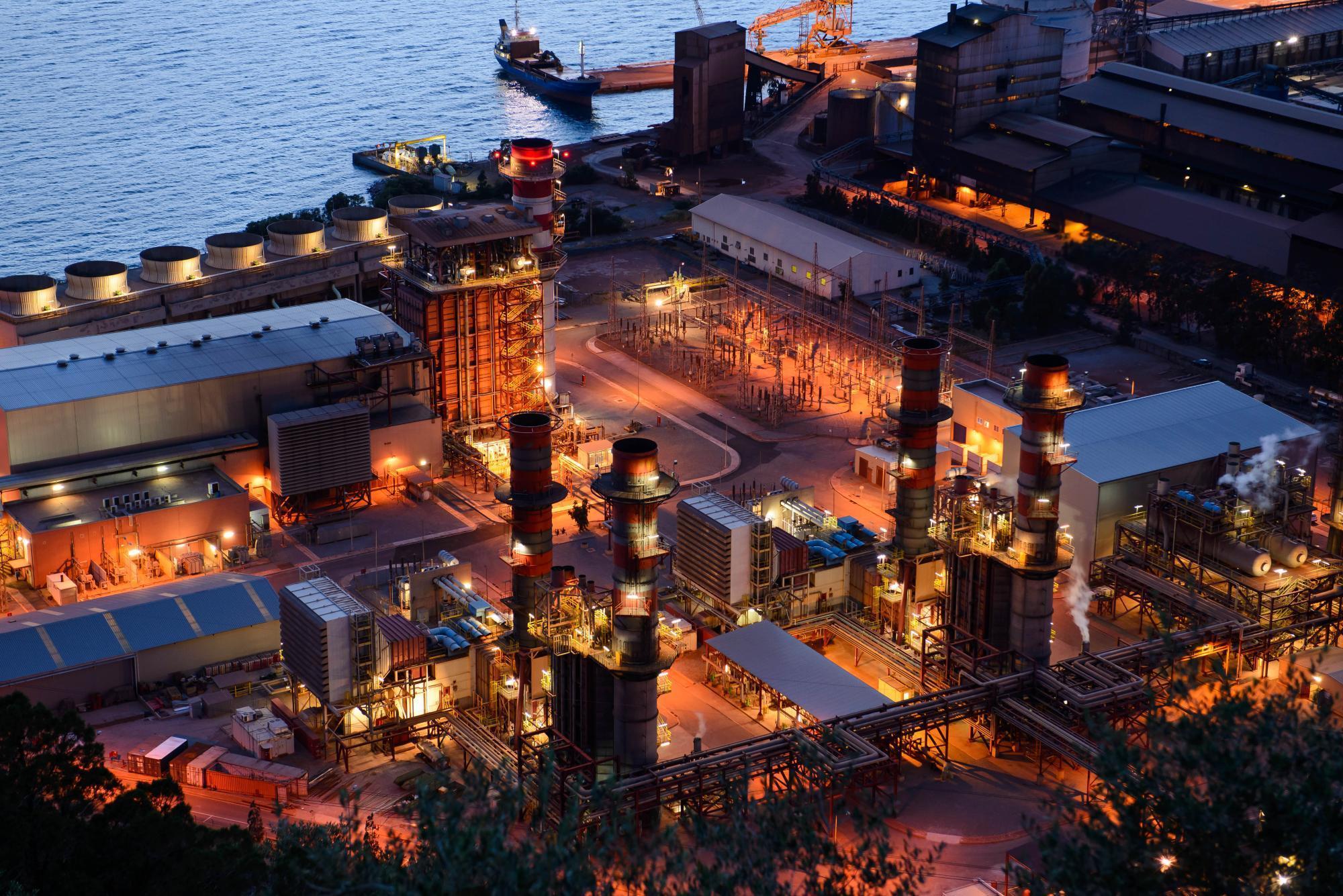 Image 2-Agios Nikolaos CCGT Power Plant
