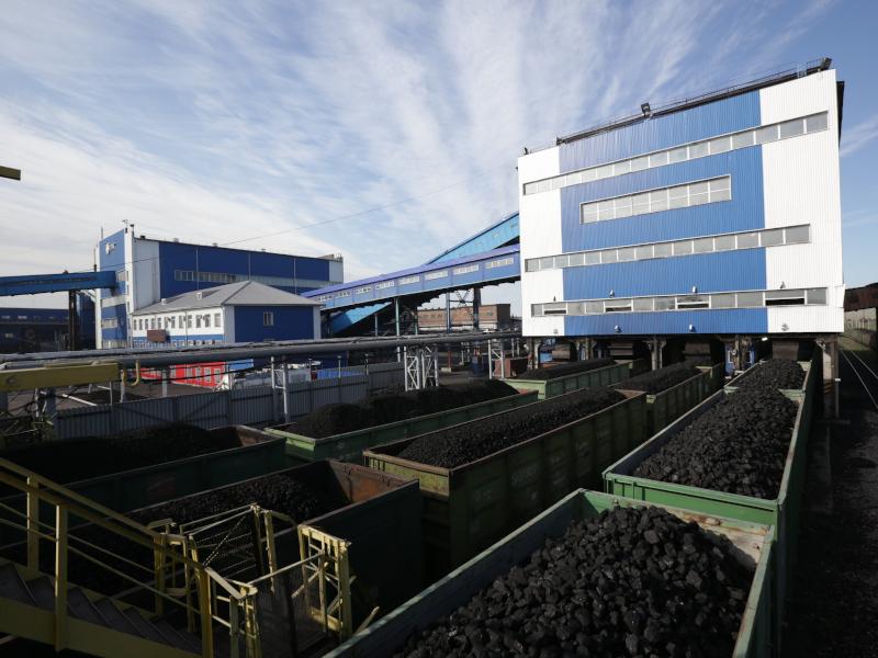 Image 2- Chernogorsky Coal Mine