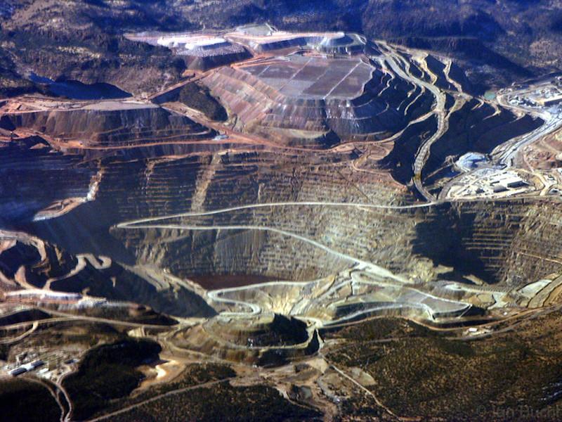 Image 2- Chino Copper Mine
