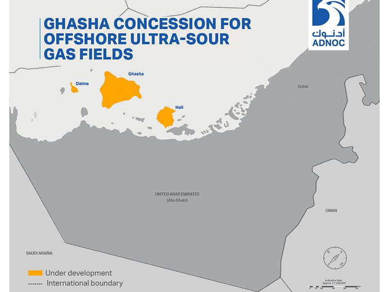 Dalma Gas Development Project