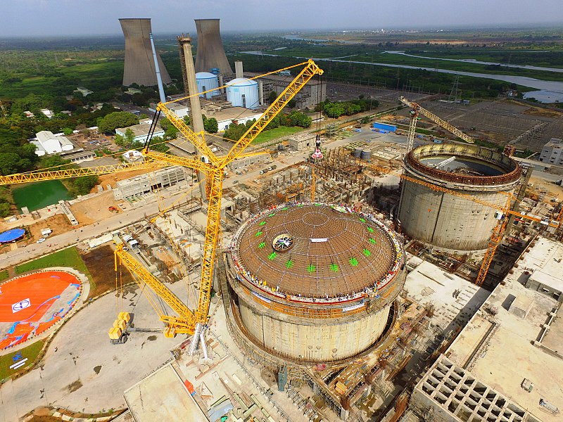 Kakrapar Atomic Power Plant Expansion