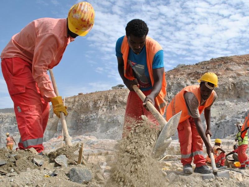 Image 2- The Grand Ethiopian Renaissance Dam Project