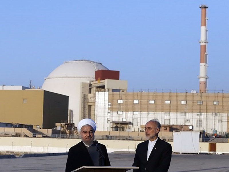 Image 3- Bushehr Nuclear Power Plant, Iran