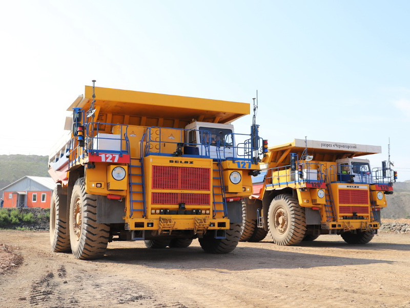 Chernogorsky Coal Mine