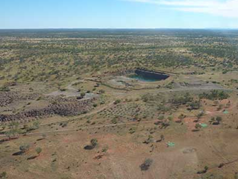 Image 3- Molyhil Tungsten-Molybdenum Mine