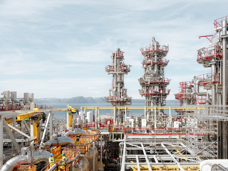 Image 3- Snohvit Gas Field, Norway