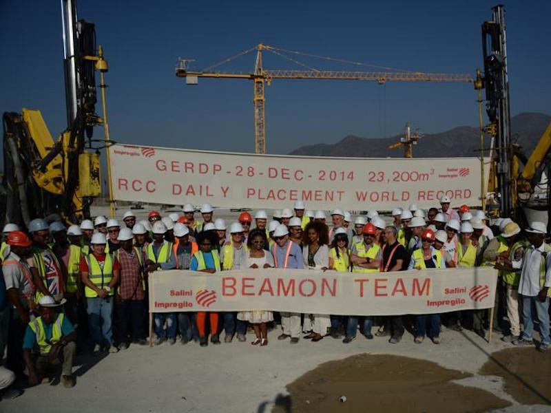 Image 3- The Grand Ethiopian Renaissance Dam Project