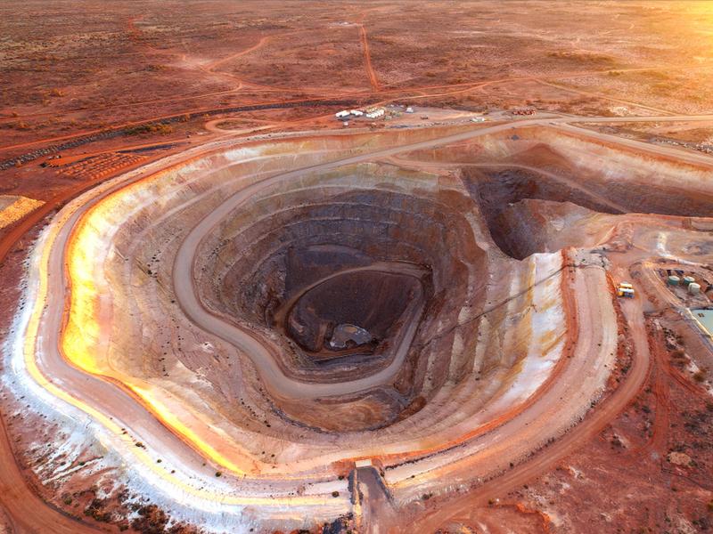 Gold mines Australia