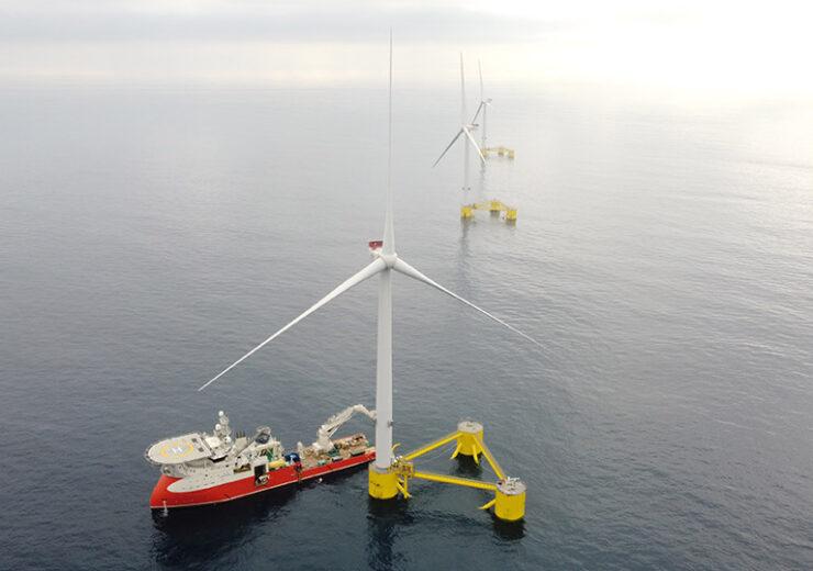 Wind Float Atlantic