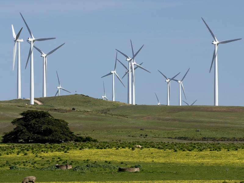 Australia wind farms