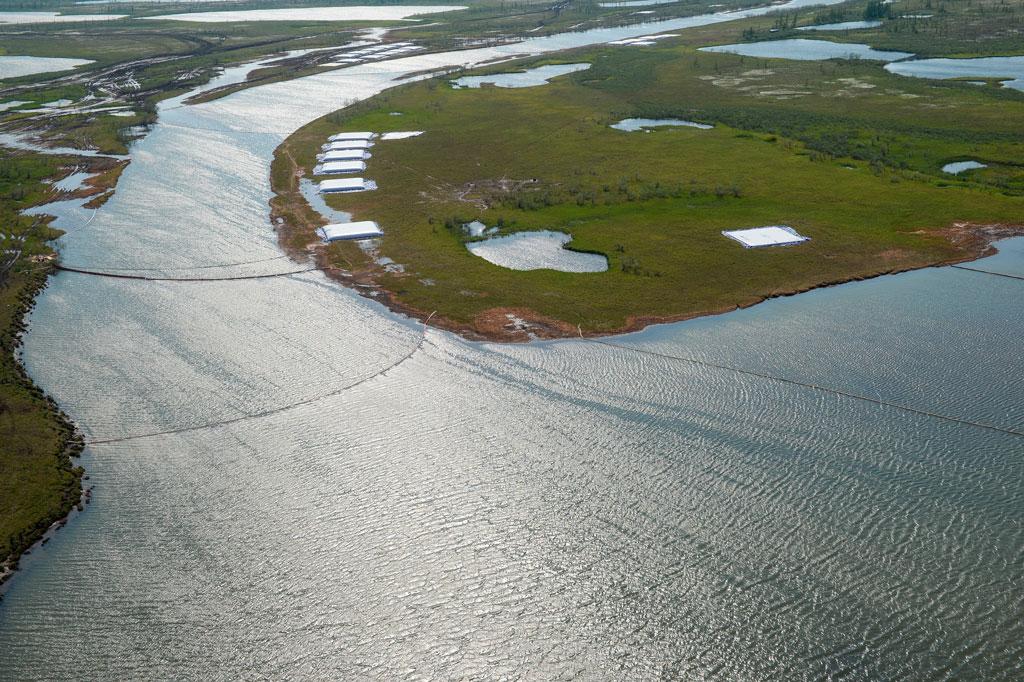 Russia's Nornickel faces $2bn fine for massive Arctic oil spill