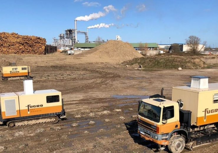 Fugro combines UXO and geotechnical surveys for Wismar port biomass power plant
