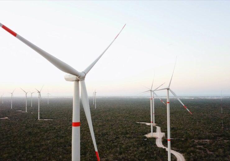 Envision Energy - Peninsula Wind Farm - Yucatan Mexico