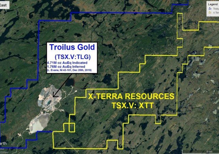 X-Terra Resources Inc--X-Terra Resources completes first explora